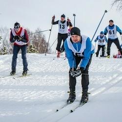 Pöide Suusasõit - Riho Räim (13), Jaanus Vesberg (61), Ando Ansperi (168)