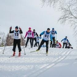 Pöide Suusasõit - Riho Räim (13), Anita Rahu (23), Jaanus Vesberg (61), Ando Ansperi (168)