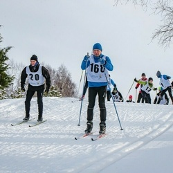 Pöide Suusasõit - Tenno Taavet (12), Toomas Raun (20), Janek Mägi (70), Ando Ansperi (168), Argo Miller (169)