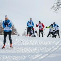 Pöide Suusasõit - Karel Mälk (1), Tenno Taavet (12), Meribel Vahstein (15), Toomas Silluste (22), Urmas Treiel (68), Argo Miller (169)