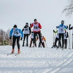 Pöide Suusasõit - Karel Mälk (1), Meribel Vahstein (15), Toomas Silluste (22), Siimon Toplaan (26), Urmas Treiel (68), Argo Miller (169)
