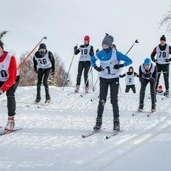 Pöide Suusasõit - Karel Mälk (1), Ülle Räim (19), Toomas Silluste (22), Siimon Toplaan (26), Janek Mägi (70)