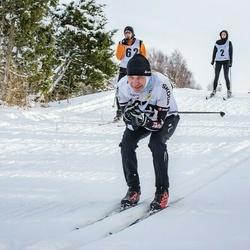 Pöide Suusasõit - Lisett Alt (2), Koit Kelder (62), Üllar Trei (64), Rain Arnus (66)