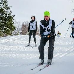 Pöide Suusasõit - Lisett Alt (2), Aivi Auga (30), Üllar Trei (64), Rain Arnus (66)