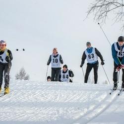 Pöide Suusasõit - Kristiina Piipuu (10), Aivo Laul (63), Üllar Trei (64), Tõnis Paat (163)
