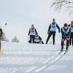 Pöide Suusasõit - Jakob Jürviste (4), Kristiina Piipuu (10), Aivo Laul (63), Riivo Vaet (164)