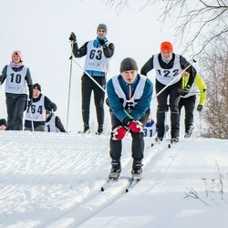 Pöide Suusasõit - Kristiina Piipuu (10), Aivo Laul (63), Andre Kuntsel (122)