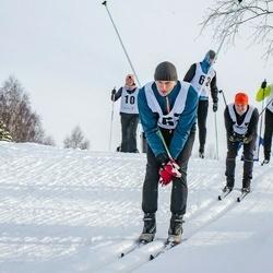 Pöide Suusasõit - Kristiina Piipuu (10), Aivo Laul (63), Ivo Künnapuu (69)