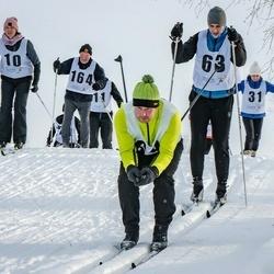 Pöide Suusasõit - Kristiina Piipuu (10), Aili Ansper (31), Aivo Laul (63), Riivo Vaet (164)