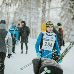 22. Tamsalu-Neeruti Maraton - Andrus Ebber (286)