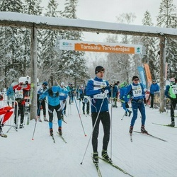 22. Tamsalu-Neeruti Maraton - Kaido Muug (335), Aivar Romet (370)