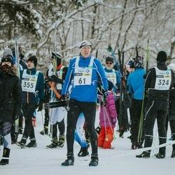 22. Tamsalu-Neeruti Maraton - Talis Nurk (61), Aivar Juhandi (201), Karel Krist (355)