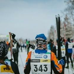 22. Tamsalu-Neeruti Maraton - Merje Luik (343)