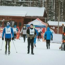 22. Alutaguse Maraton - Ermo Veelain (214), Marko Allik (428)
