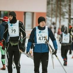 22. Alutaguse Maraton - Madis Sildvee (79), Madis Meimre (472)