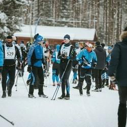 22. Alutaguse Maraton - Vladimir Sidorov (146), Illimar Merilain (529)