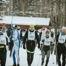 22. Alutaguse Maraton - Raul Köster (158), Madis Mägi (353), Andres Teder (474)