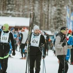 22. Alutaguse Maraton - Madis Mägi (353), Andres Teder (474)
