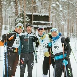 22. Alutaguse Maraton - Marek Antoniak (96), Mait Miller (105)