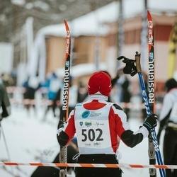 22. Alutaguse Maraton - Tiia Tulp (502)