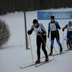 47. Tartu Maraton - Jaanus Koval (122), Alari Kannel (191), Alar Alumaa (399)