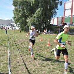 41. jooks ümber Ülemiste järve - Alar Savastver (15), Tanel Levkoi (229)