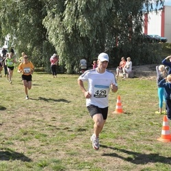 41. jooks ümber Ülemiste järve - Alar Lehesmets (429), Sergei Bessonov (876)
