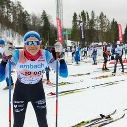 47. Tartu Maraton - Merilin Jürisaar (10006)