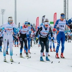 47. Tartu Maraton - Anders Veerpalu (10), Hendrik Peterson (11), Teiloora Ojaste (10004)