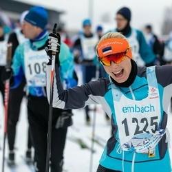 47. Tartu Maraton - Külli Taro (1225)