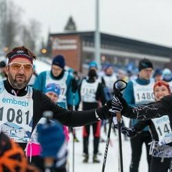 47. Tartu Maraton - Priit Pärs (1081), Mihkel Paloots (1116)