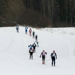 47. Tartu Maraton - Martti Parve (326), Alar Alumaa (399)