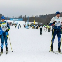 47. Tartu Maraton - Kersti Kaljulaid (1000)