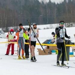 47. Tartu Maraton - Mihkel Paloots (1116), Heiki Talvik (1341), Erki Täht (4112)