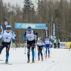 47. Tartu Maraton - Mart Kevin Põlluste (2), Taavi Kaiv (3)
