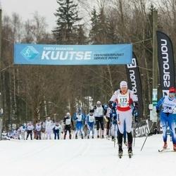 47. Tartu Maraton - Indrek Valge (76), Targo Kalamees (173)