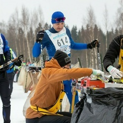 47. Tartu Maraton - Ego Veevel (614), Ivar Maripuu (648)