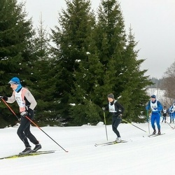 47. Tartu Maraton - Meelis Udras (571), Regina Kaal (690), Toomas Luik (849)