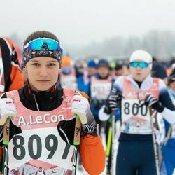 47. Tartu Maraton - Eva-Maria Saar (8097)