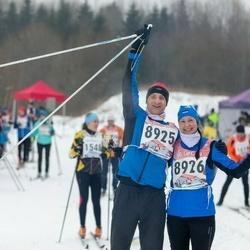 47. Tartu Maraton - Marko Sova (8925), Jaanika Peterson (8926)