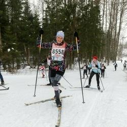 47. Tartu Maraton - Küllike Saar (8558)