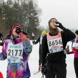 47. Tartu Maraton - Liisi Valk (2177), Ekke Johan Pukk (8656)