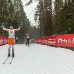 47. Tartu Maraton - Meelis Koskaru (4140)