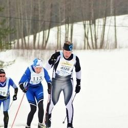 47. Tartu Maraton - Alar Reiska (113), Ilvar Sarapson (4128)