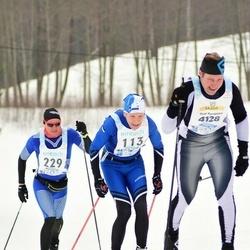 47. Tartu Maraton - Alar Reiska (113), Hanno Liiva (229), Ilvar Sarapson (4128)