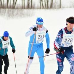 47. Tartu Maraton - Ole Raudsepp (278), Sten Selge (281)