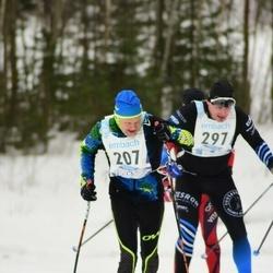 47. Tartu Maraton - Meelis Jürisaar (207), Anti Looskari (297)
