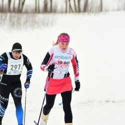 47. Tartu Maraton - Anti Looskari (297), Heleri Kivil (10003)