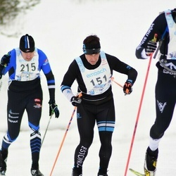 47. Tartu Maraton - Indrek Lillsoo (151), Talis Nurk (215)