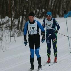 47. Tartu Maraton - Alari Kannel (191), Alar Alumaa (399)